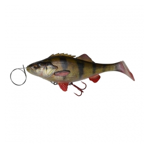 Savage Gear Gumová Nástraha 4D Perch Shad 12.5cm 25g SS 01-Perch
