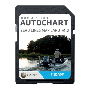 Humminbird SD karta Autochart Z LINE Card 32GB pro sonary