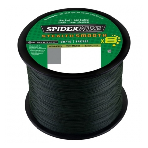 Spiderwire Šňůra Stealth Smooth 8- 0,06mm- 5,4kg-Green  1m