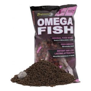 STARBAITS Pelety Omega Fish 700g
