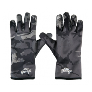 Fox Rage Rukavice Thermal Camo Gloves vel. L