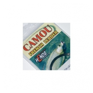 Hends Camou French Leader - 450 cm; 0,50-0,15 5X