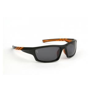 Fox International Sluneční brýle - Sunglasses Black-Orange
