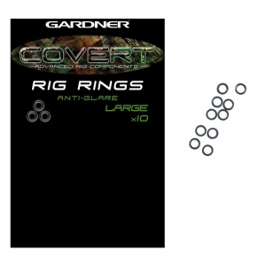 Gardner Kroužky Covert Rig Rings Large
