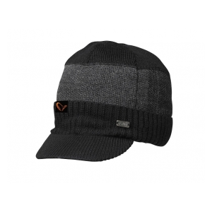 Savage Gear Čepice  Knitted Beanie w/Brim