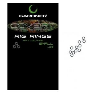 Gardner Kroužky Covert Rig Rings Small