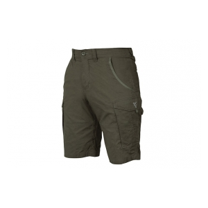 Fox International Kraťasy Collection Green & Silver Combat Shorts vel. L