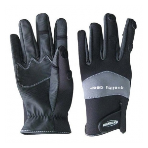 Ron Thompson Rukavice  SkinFit Neoprene Glove Black M